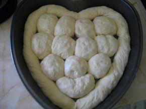 Снимка 5 от рецепта за Питка Сърце