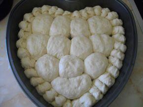 Снимка 7 от рецепта за Питка Сърце