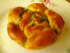 Снимка 2 от рецепта за Питка със спанак