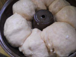 Снимка 2 от рецепта за Питка в кексова форма