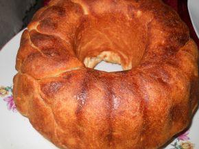 Снимка 4 от рецепта за Питка в кексова форма