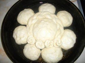 Снимка 5 от рецепта за Питка за Бъдни вечер