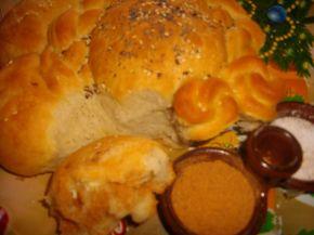Снимка 9 от рецепта за Питка за Бъдни вечер