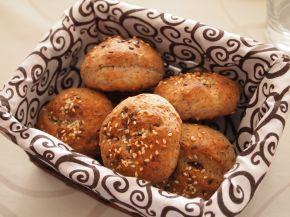 Снимка 3 от рецепта за Питки с ленено брашно
