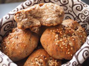 Снимка 4 от рецепта за Питки с ленено брашно