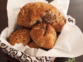 Снимка 5 от рецепта за Питки с ленено брашно