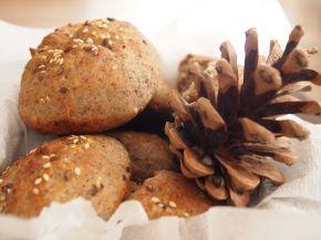Снимка 7 от рецепта за Питки с ленено брашно