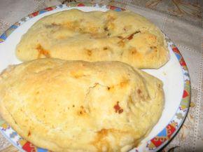 Снимка 4 от рецепта за Пица `Калцоне`