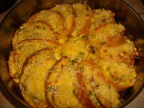 Снимка 5 от рецепта за Пица гратен от хляб