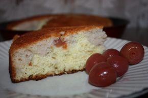 Снимка 4 от рецепта за Плодов пай с череши
