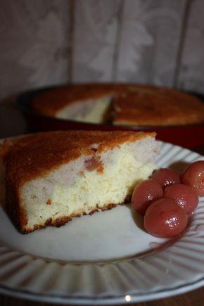 Снимка 5 от рецепта за Плодов пай с череши