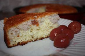 Снимка 6 от рецепта за Плодов пай с череши