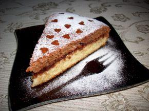Снимка 2 от рецепта за Плодов сладкиш `Ден и нощ`