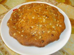 Снимка 3 от рецепта за Плодов сладкиш със сладко от череши