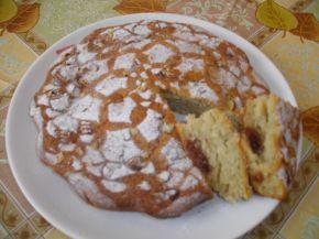 Снимка 4 от рецепта за Плодов сладкиш със сладко от череши