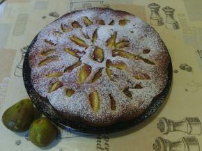 Снимка 5 от рецепта за Плодова пита със смокини