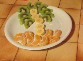 Снимка 3 от рецепта за Плодова салата Палма