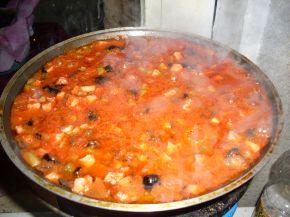 Снимка 5 от рецепта за Побългарени спагети