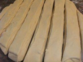 Снимка 2 от рецепта за Погача със сусам