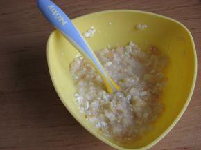 Снимка 1 от рецепта за Попара със сирене