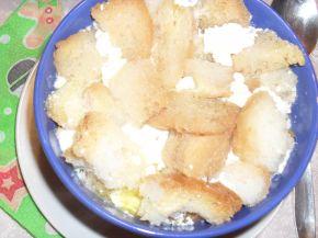 Снимка 2 от рецепта за Попара със сирене