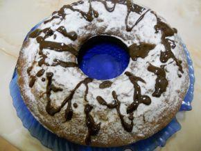 Снимка 2 от рецепта за Портокалов кекс с корнфлейкс
