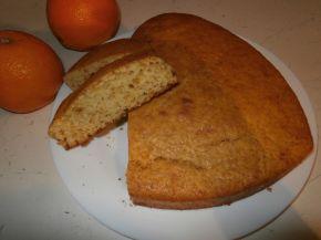 Снимка 9 от рецепта за Портокалов сладкиш