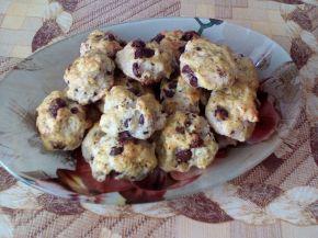 Снимка 5 от рецепта за Портокалови курабийки с шоколад
