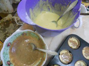 Снимка 3 от рецепта за Портокалови мъфини с ром и канела