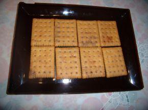 Снимка 2 от рецепта за Постна бисквитена торта