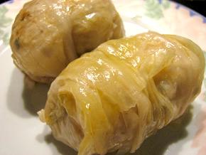 Снимка 1 от рецепта за Постни сарми с кисело зеле за Бъдни вечер