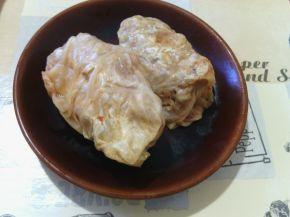 Снимка 2 от рецепта за Постни сарми с кисело зеле за Бъдни вечер