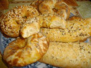 Снимка 2 от рецепта за Постни содени гевреци