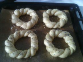 Снимка 5 от рецепта за Постни содени гевреци