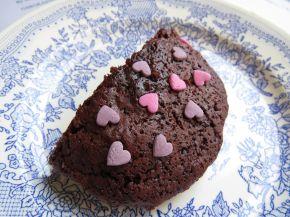 Снимка 2 от рецепта за Постно шоколадово кексче за 1 минута