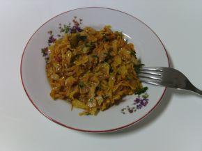 Снимка 3 от рецепта за Постно зеле