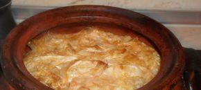 Снимка 2 от рецепта за Празнична капама по Бански