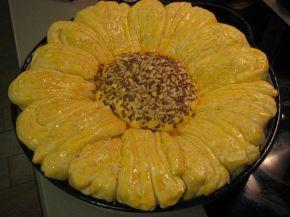 Снимка 2 от рецепта за Празнична пита слънчоглед