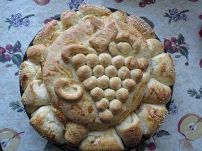 Снимка 1 от рецепта за Празнична пита за Трифон зарезан
