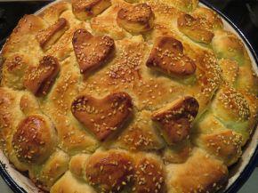 Снимка 4 от рецепта за Празнична пита за Трифон зарезан