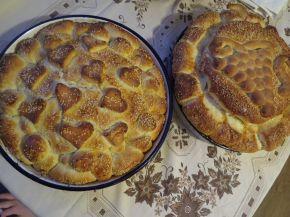Снимка 5 от рецепта за Празнична пита за Трифон зарезан