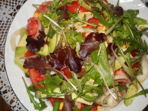 Снимка 2 от рецепта за Празнична салата