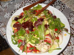 Снимка 3 от рецепта за Празнична салата