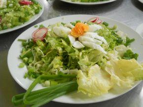 Снимка 2 от рецепта за Празнична свежа салата