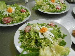 Снимка 3 от рецепта за Празнична свежа салата