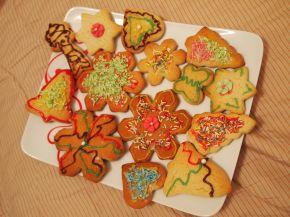 Снимка 4 от рецепта за Празнични меденки
