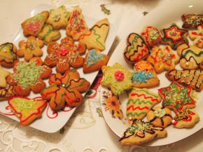 Снимка 6 от рецепта за Празнични меденки