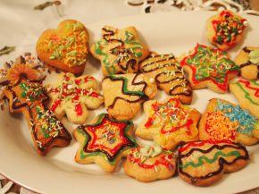 Снимка 7 от рецепта за Празнични меденки