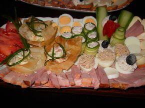 Снимка 3 от рецепта за Празнично Новогодишно плато