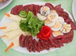 Снимка 6 от рецепта за Празнично Новогодишно плато